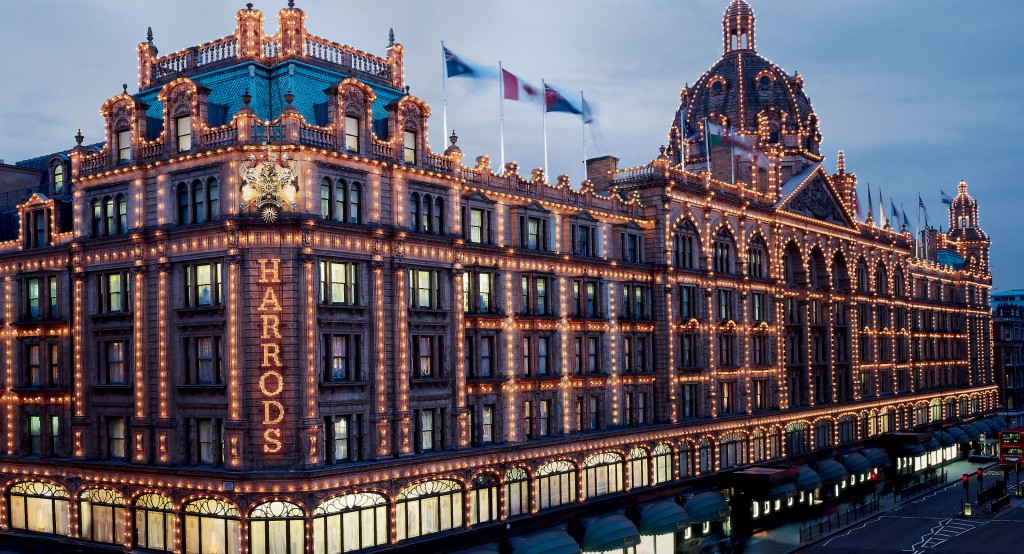 Harrods EDI requirements