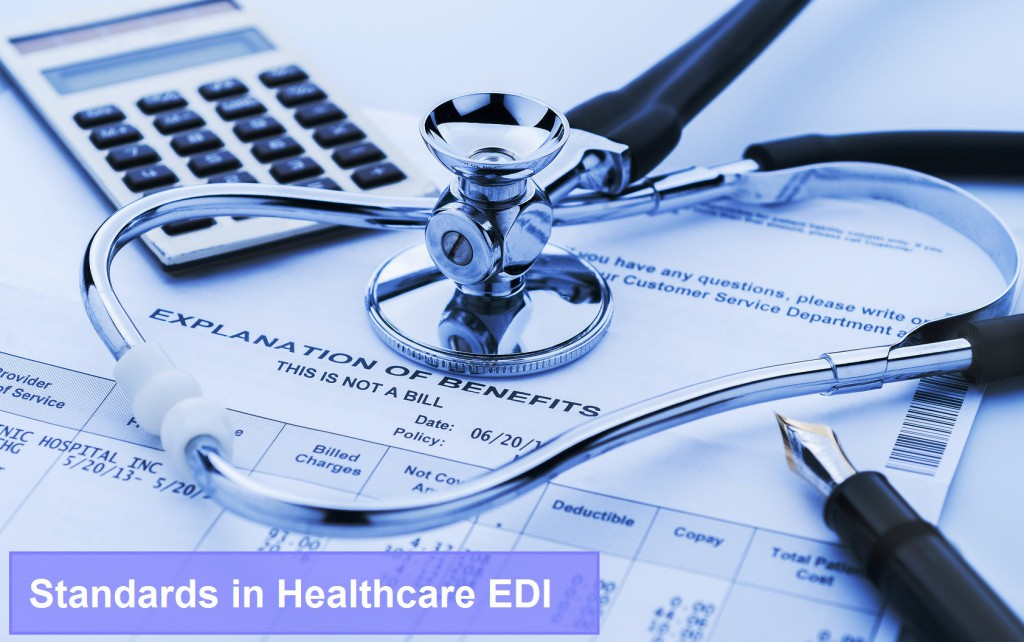 health care edi standards