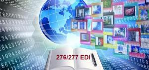 276, 277 EDI transactions