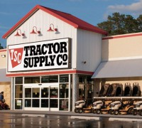 tractor supply edi