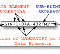 EDIFACT segment