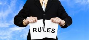 EDI X12 standard rules