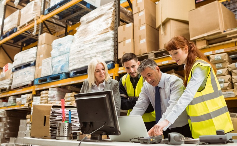 Warehousing EDI solutions