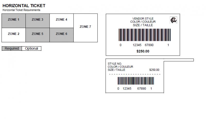 Hudson's Bay Company Ticketing