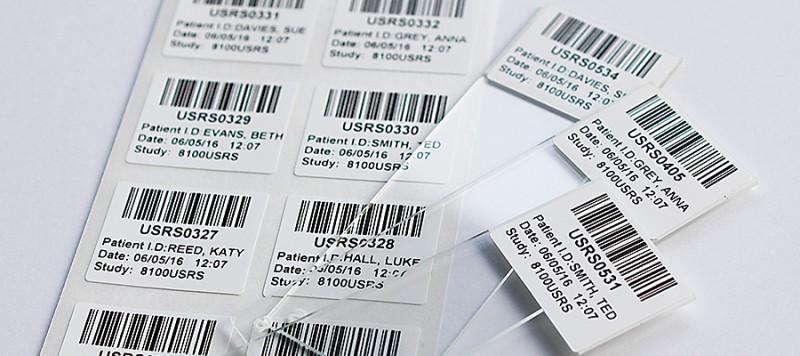 EDI Material Label