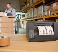 EDI Shipping Label