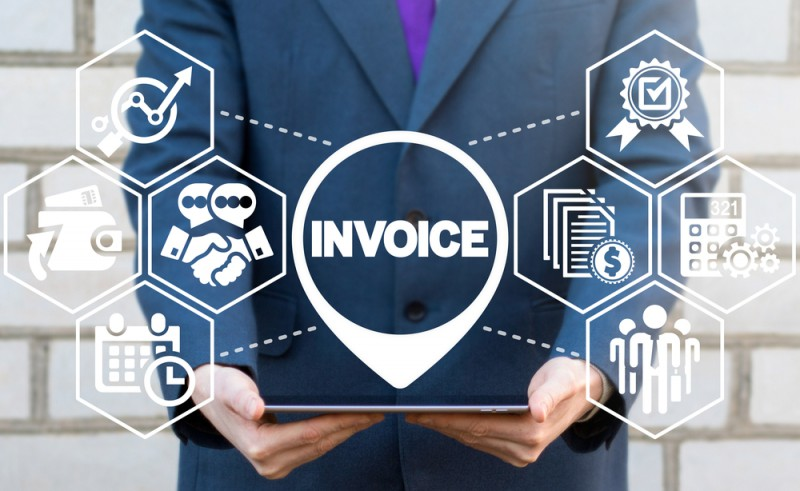 Best Buy Commercial Invoice