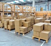 warehousing EDI