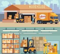 EDI warehouse