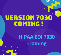 Version 7030 training
