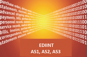 EDIINT: AS1, AS2, AS3