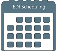 EDI Scheduling