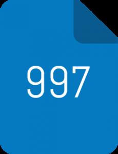 EDI 997 Monitoring