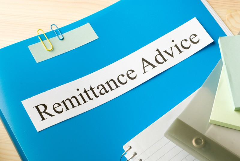 Electronic Remittance Advice