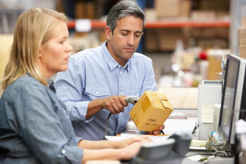 EDI shipping details