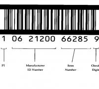 Standard Carton Code